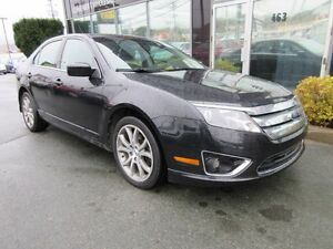 2011 Ford Fusion SEL AWD MOONROOF & LEATHER