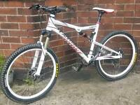 Cannondale Rz One Twenty Mountain Bike