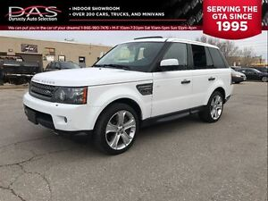 2011 Land Rover Range Rover Sport Supercharged/Navigation/Sunroo