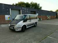 Ford transit Tourneo 9 seater 05 plate