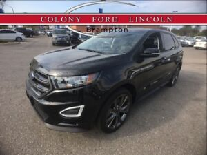 2016 Ford Edge FORD CERT, LOW % RATES & EXTRA WARRANTY!