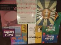 TUBA music books - various