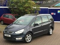For sale 2012 Ford Galaxy Zetec 2.0 tdci 138 6 speed manual 7 seater