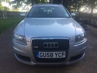 Audi A6 Avant S Line for sale. Great spacious car. 1 previous owner.