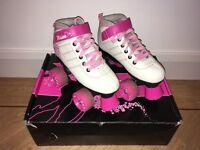 SFR girls roller boots