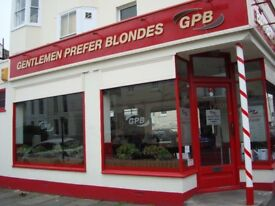 Established Barber Shop for Sale in the main high street in Hove/ Brighton