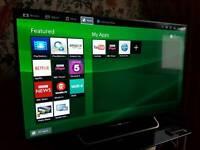 "Sony Bravia KDL-42W829B 42"" 3D 1080p HD LED Smart TV & Sony HT-CT60BT Soundbar"