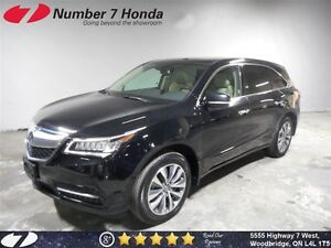 2014 Acura MDX Navi, Leather, All-Wheel Drive!