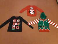 Christmas Jumper Selection – Collection Only