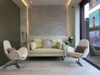 Luxury Treatment Rooms Available to Rent in Stunning New Aesthetics Clinic in Croxley Green WD3