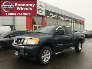 2013 Nissan Titan SV 4x4 One Owner