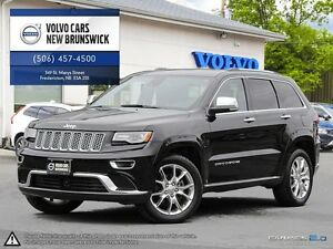 2014 Jeep Grand Cherokee SUMMIT! HEATED/VENTED LEATHER! NAV!