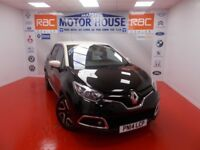 Renault Captur DYNAMIQUE S MEDIANAV ENERGY DCI S/S(FREE MOT'S AS LONG AS YOU OWN THE CAR!! 2014