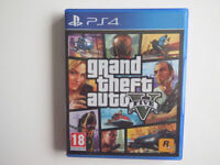 Grand Theft Auto 5 - GTA V - Sony Playstation 4 Game - Amazing Fun PS4 Rockstar Game - Like New