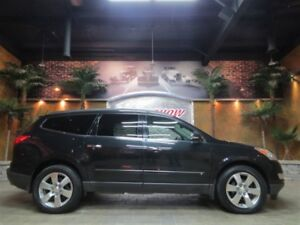 2009 Chevrolet Traverse LTZ AWD, 7 PASS, NAV, ROOF