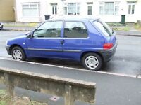 peugeot 106 mot till june 2017 good runner just want it gone have no use for it