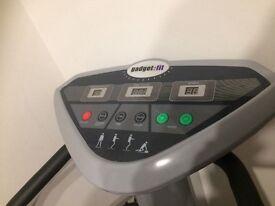 Gadget fit vibration plate