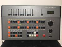 RARE! Vermona DRM DDR Vintage *ANALOG* Drum Machine *PRO SERVICED* Tr808 Tr909