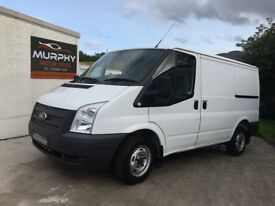 Late 2013 ford Transit swb t280 100 low mileage Finance available