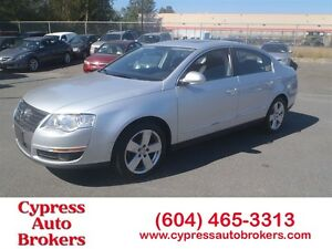2008 Volkswagen Passat Comfortline (Leather & Sunroof)