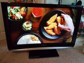 42 inch Panasonic Plasma Tv (TH-42PZ80B)