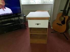 REDUCED Bedside cabinet