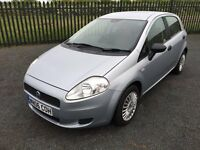 2006 06 FIAT GRANDE PUNTO 1.2 ACTIVE 5 DOOR - LOVELY CONDITION THROUGHOUT