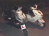 Yamaha Aerox R 63 plate! Going cheap! £600