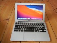 Apple MacBook Air 11 (early 2015), SSD 500GB, 2.2 GHz Dual-Core Intel Core i7, Big Sur installed