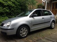 Vw polo twist 1.4,2005,manual,5 door
