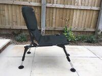 Carp trix fishing Chair