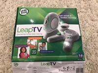 Leapfrog TV including Disney Game