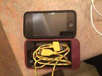 16gb iPhone 4s with otter box