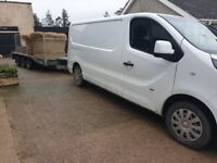 Light Haulage and courier service throughout Ireland