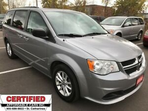 2013 Dodge Grand Caravan SE**FULL STO N GO, BACKUP CAM!!!**
