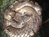 Nixie the mermaid wall plaques