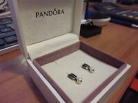 pandora earrings