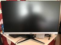 "Acer 27"" g277hu ( 1ms response ) IPS zero frame"
