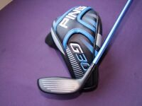 Gents right hand Ping G30 19 degree hybrid golf club