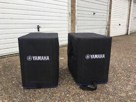 Yamaha DXS12 Sub (Pair)