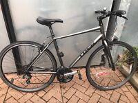 Trek Series 7.1 hybrid bike