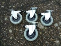 Swivel Castors 100 mm