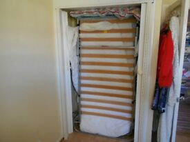 Lifting/Hideaway Single Bed