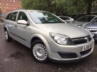 56 plate - Vauxhall astra 1.3 diesel - Estate - 10 months mot - 2 former keepers - service history