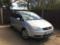 Ford C Max C-max 2.0 Ghia Automatic 2006 - Good History - Practical Family Car