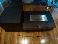 Apex Duplex Bio-Ethanol Fire / Coffee Table.