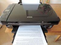Epson Stylus SX218 - printer, scanner and copier £15