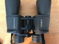 10X50 Minolta EZ Binoculars, case , good condition