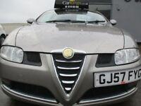 ALFA ROMEO GT 1.9 JTDM 16v Lusso 2dr (grey) 2007