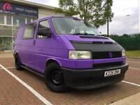 1993 VW Transporter T4 Surfbus Dayvan Camper Kombi Purple PX
